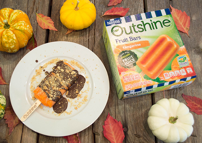 Say Hello to Fall with Outshine Fruit Bars!