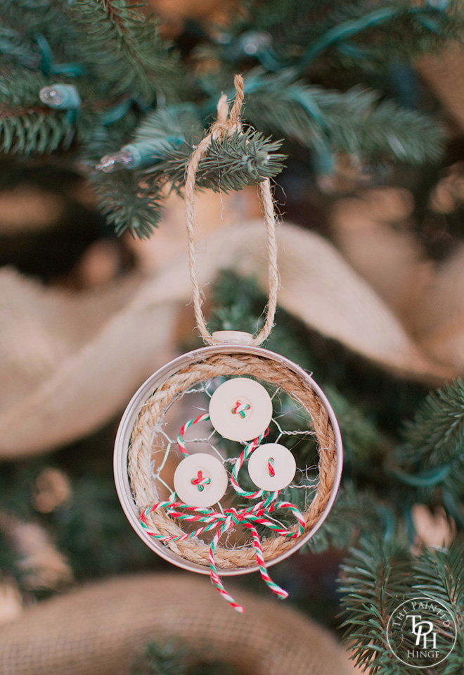 Family Of 8 Christmas Ornaments