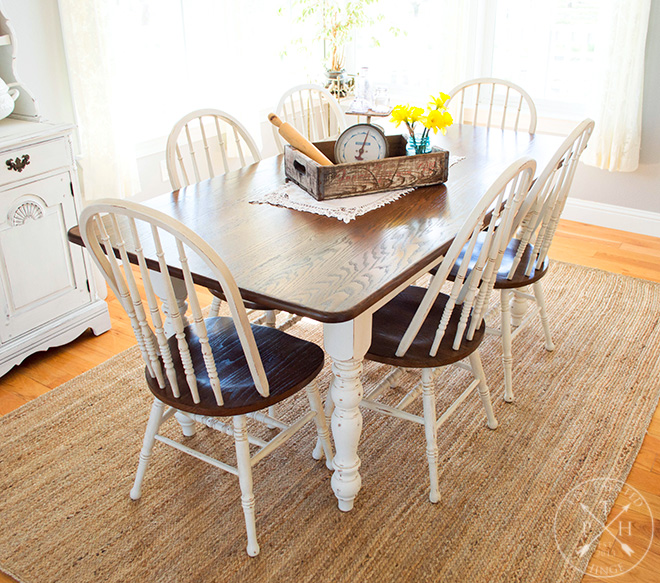 How To Remove Wax From Dining Room Table