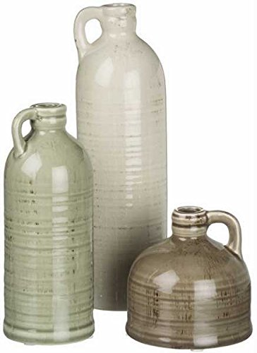 Set of 3 Vintage Style Crackled Jugs Giveaway!