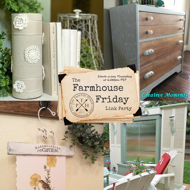 The Farmhouse Friday Link Party #70