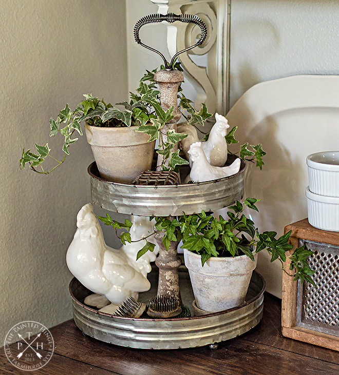 Tiered Tray Styling Ideas