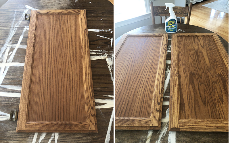 How to Repurpose a Cabinet Door to Add More Depth and Interest to Framed Art
