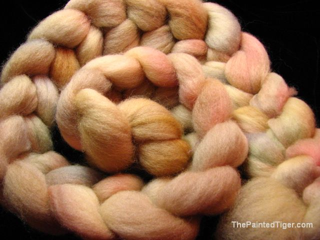 Fairy Ring Hand Dyed Shetland Wool