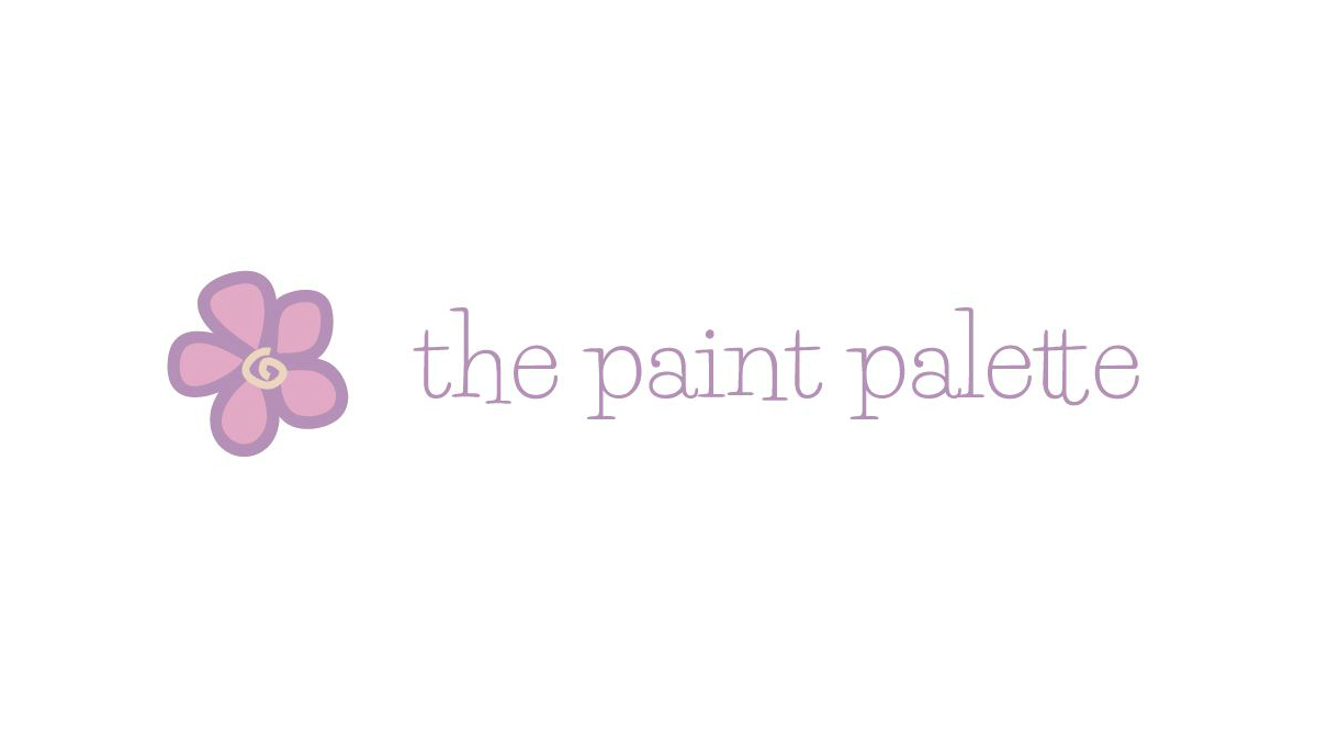 The Paint Palette Logo