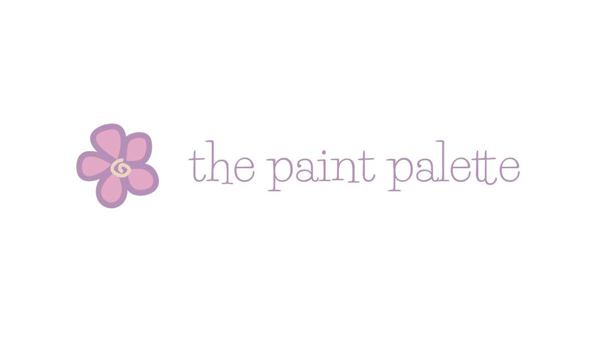 The Paint Palette Logo