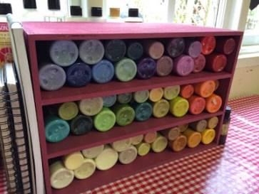 paint-holder
