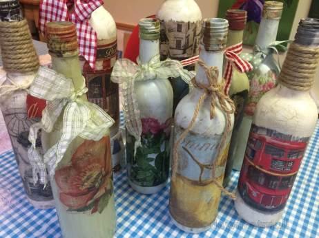 Upcycled Bottles