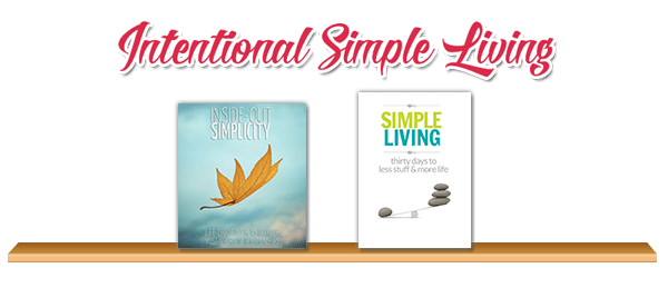 Intentional-Simple-Living
