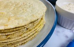 Gluten Free Jowar Rotis