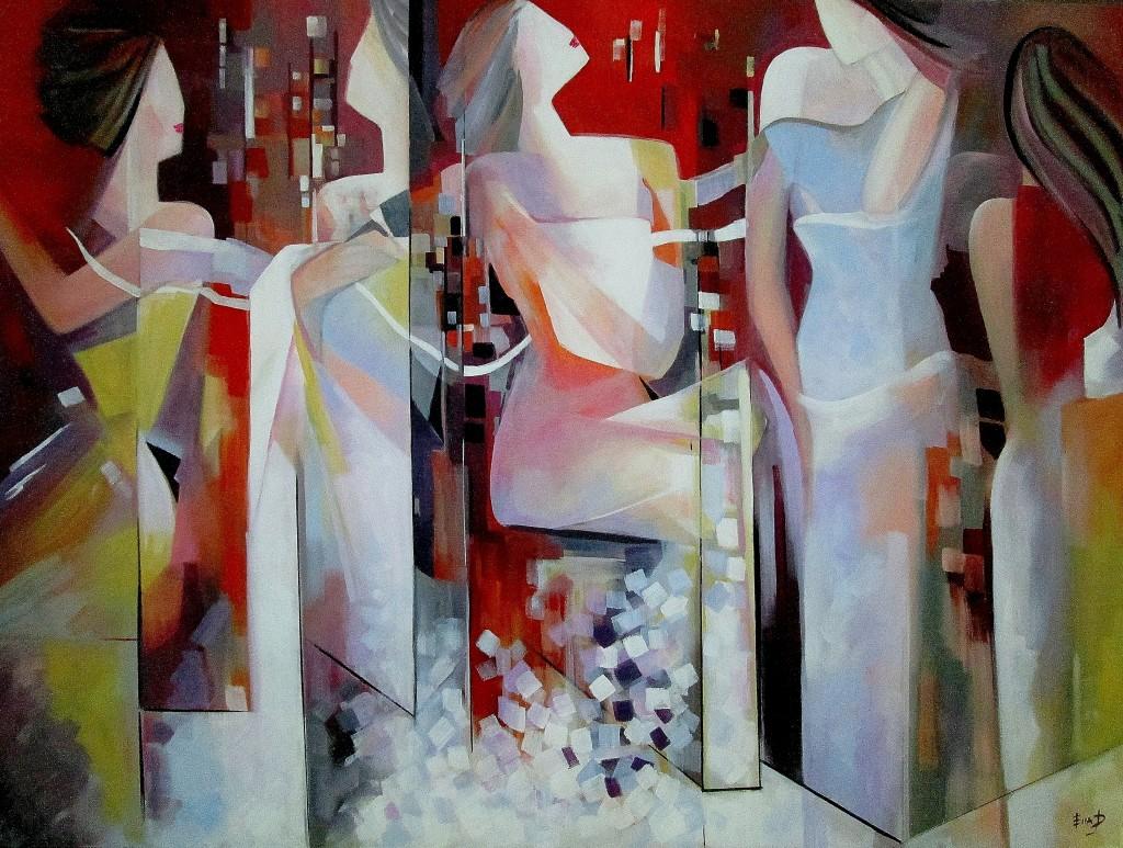 Hope To Dream 120 92 com Acrylic on canvas