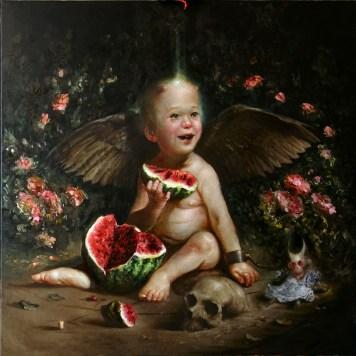 lucifero-artist-gianluca-pisano