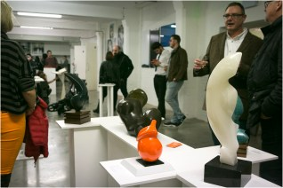 FLUXExhibition 20016 @ The OLd Truman Brewery