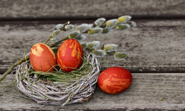 Five Ways to Get Ahead This Easter
