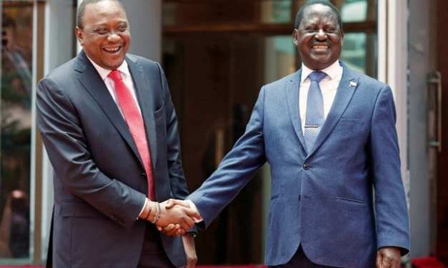 The Handshake Nation: The Clamour For Constitutional Reforms and An Active Legal System- A Look At Kenya By Tracy Beverly