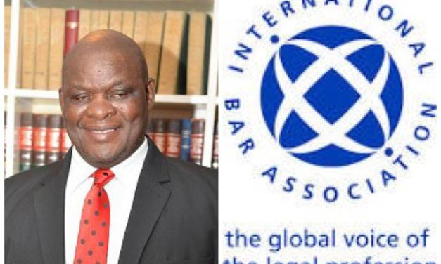 Sternford Moyo Announced as New International Bar Association (IBA) President, the first from Africa