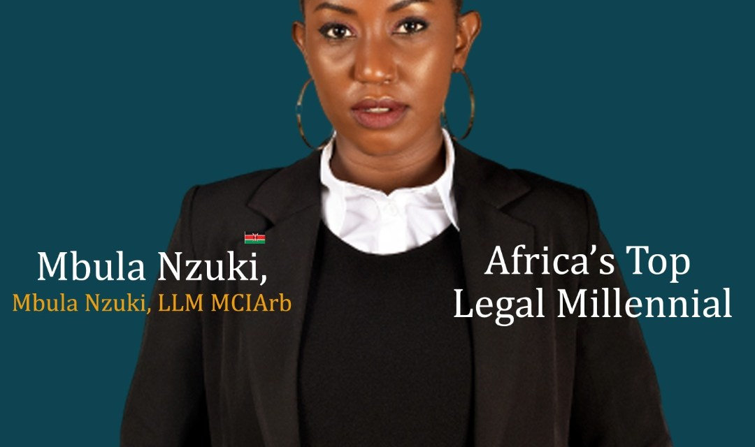 Mbula Nzuki: Africa's Legal Millennial