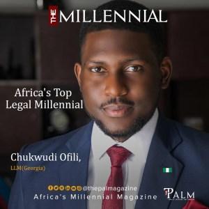 Chukwudi Ofili: Africa's Legal Millennial