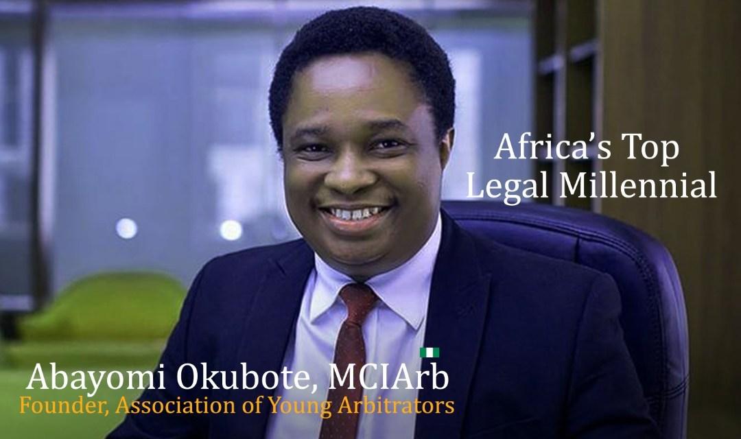 Abayomi Okubote: Africa's Legal Millennial
