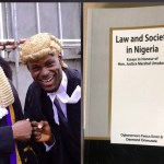"""Launch of the """"Law and Society in Nigeria: Essays in Honour of Hon. Justice  Marshal Umukoro"""" by Oghenemaro Festus Emiri, SAN and Desmond Orisewize Esq"""