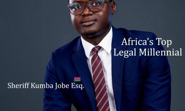 Sheriff Kumba Jobe: Africa's Legal Millennial