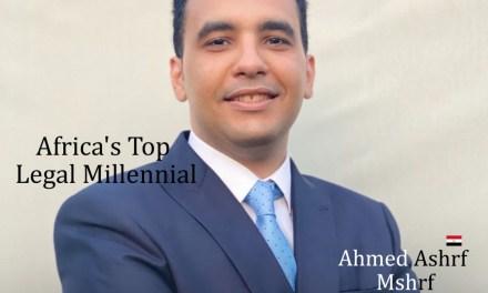 Ahmed Ashrf Mshrf: Africa's Legal Millennial