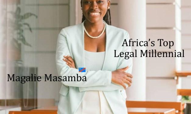 Dr Magalie Masamba: Africa's Legal Millennial