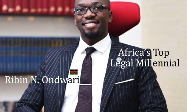 Ribin N. Ondwari: Africa's Legal Millennial