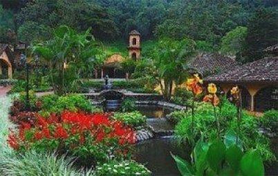 The beauty of Boquete, Panama
