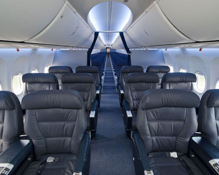 Copa Airlines Gets Sky Interiors The Panama Digest