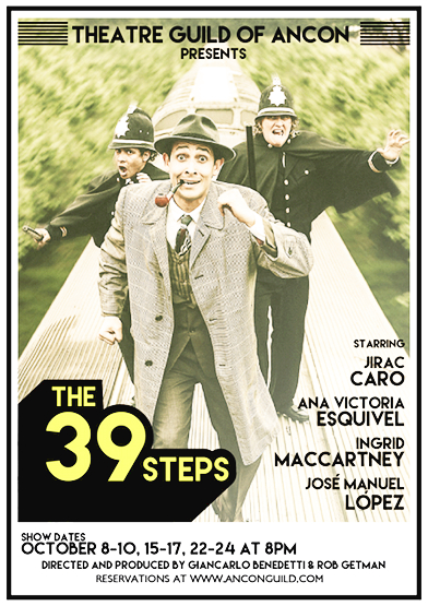 39 Steps-Poster-Final