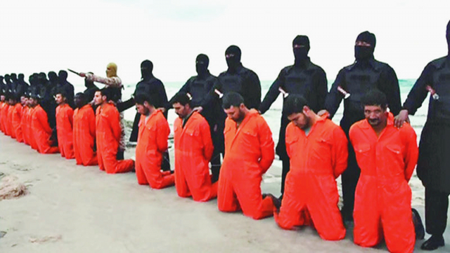 Daesh Libya