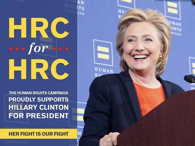 HRC for HRC