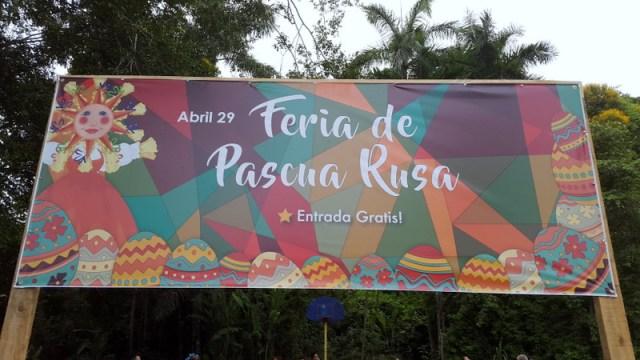Russian Easter Fair