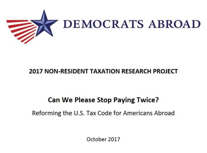 DA tax report