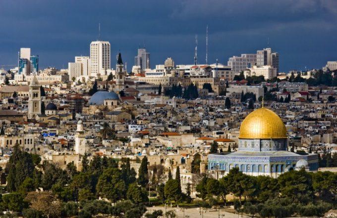 Jerusalem ~ Jerusalén ~ القدس ~ ירושלים