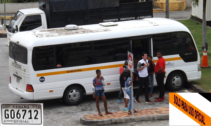 MEDUCA bus