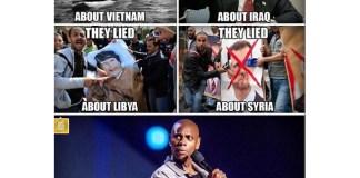 They LIE! Take them away...