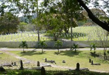 two graveyards