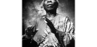 a Yoruba beat