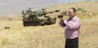 hr worker in occupied palestine