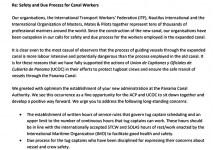 unions to acp