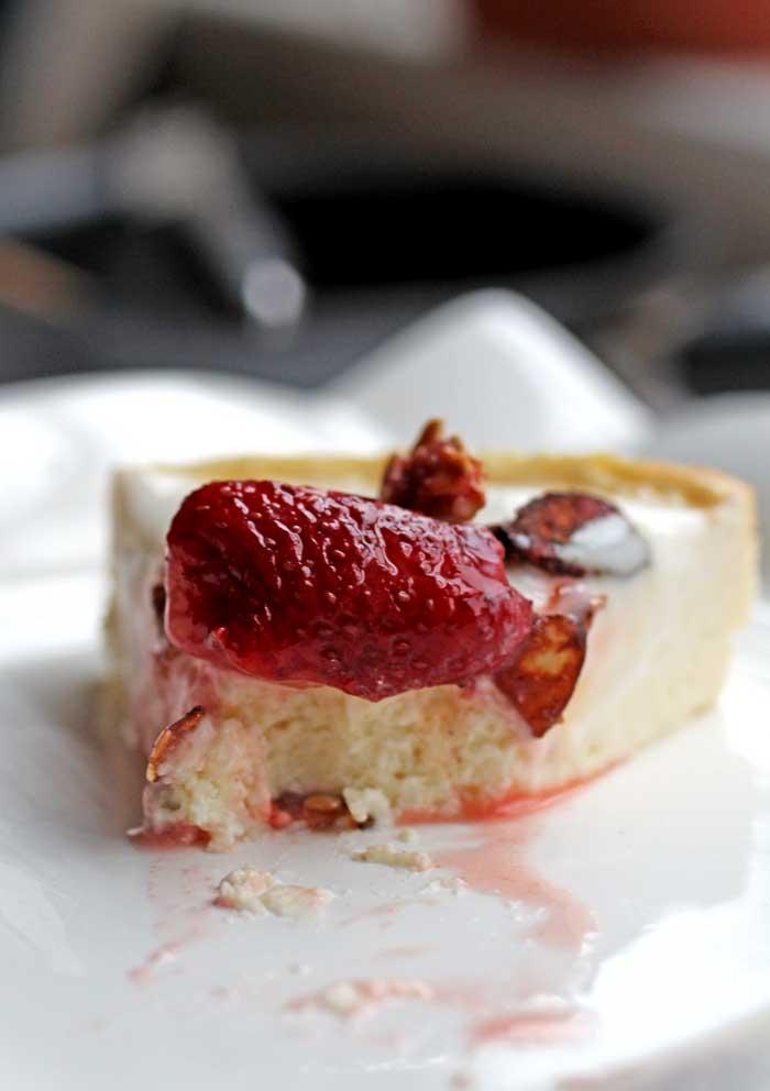 Healthy Cheesecake // The Pancake Princess