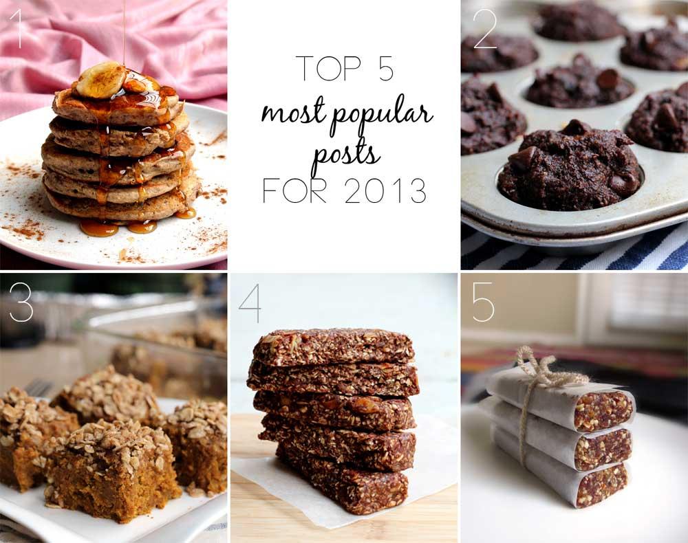 Most Popular Posts // The Pancake Princess