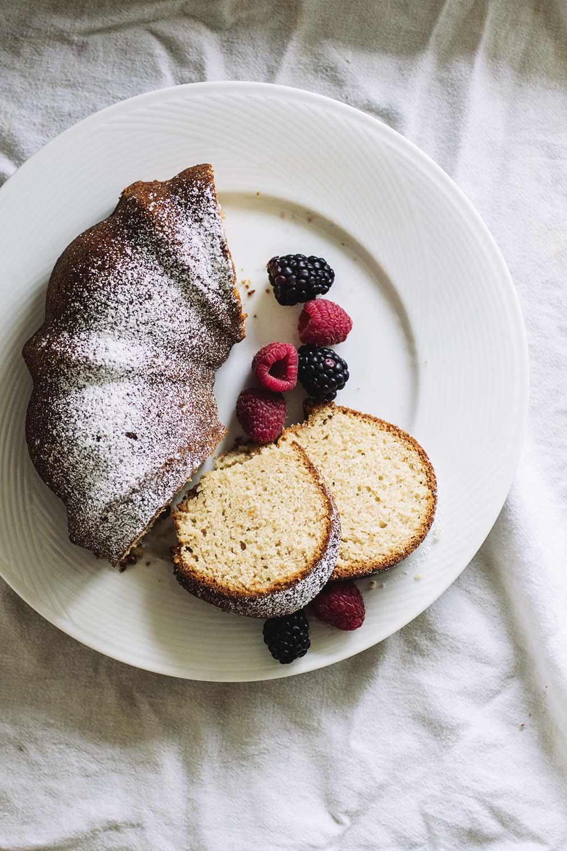 Wine Cake // The Pancake Princess