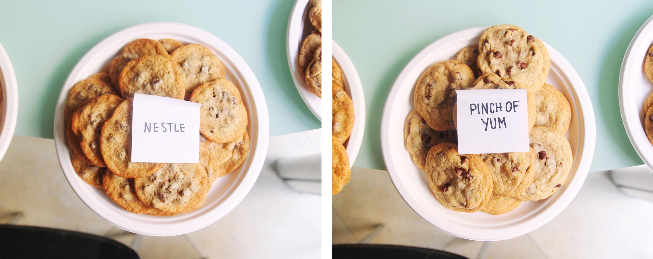 Nestle vs. Pinch of Yum