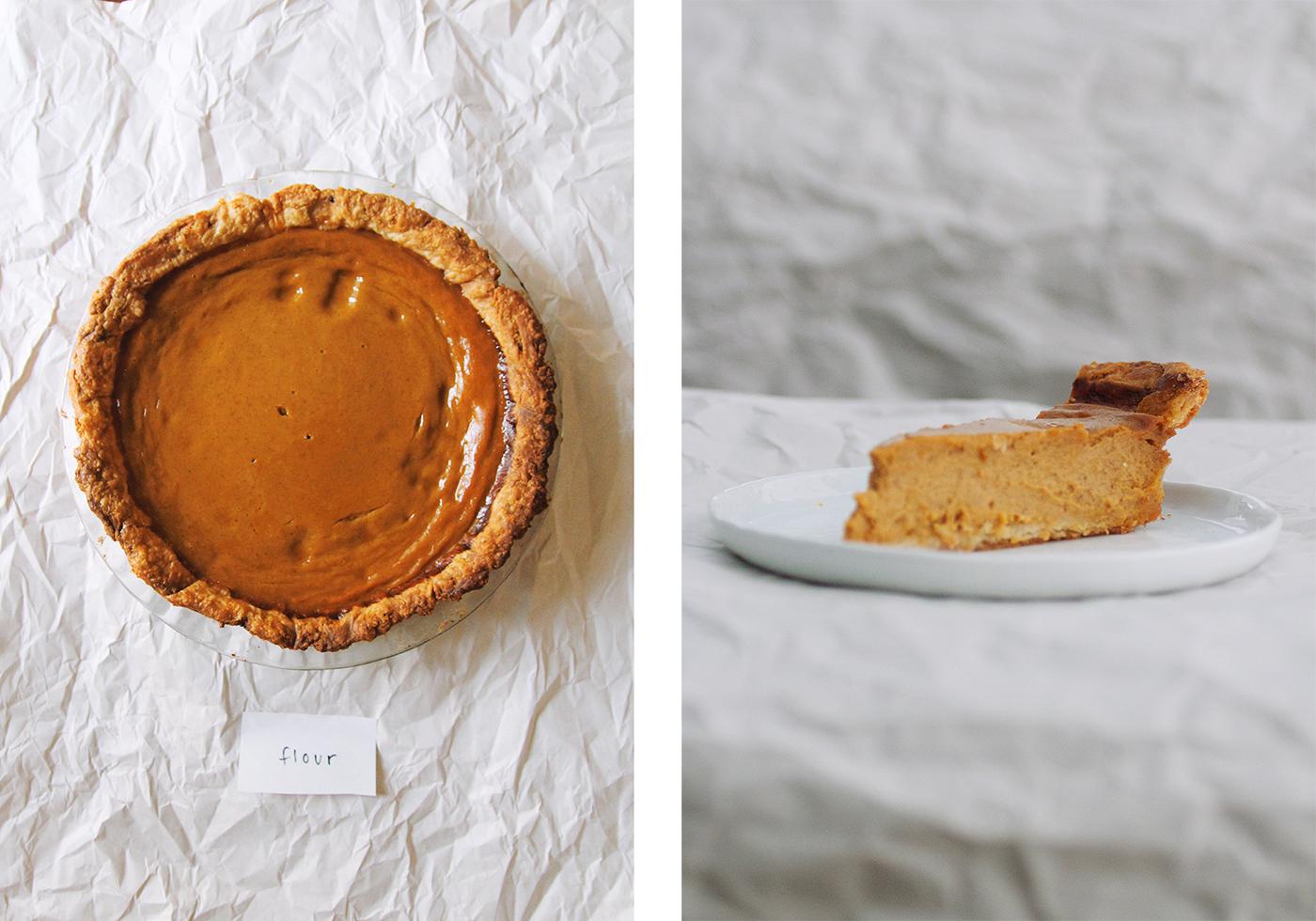 Flour Bakery - Best Pumpkin Pie Bake off // The Pancake Princess