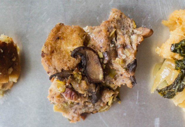 Best Stuffing Bake Off // The Pancake Princess