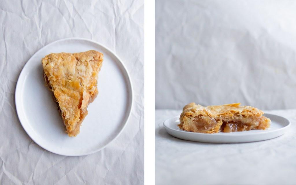 Rose Levy Beranbaum apple pie recipe