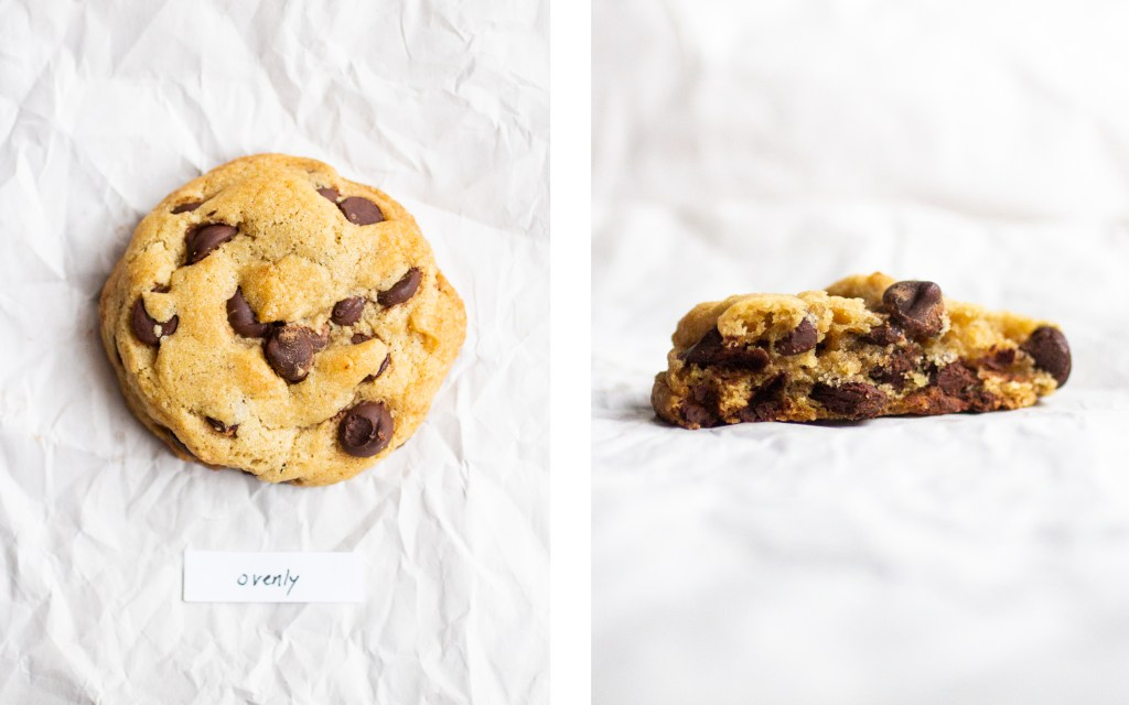 ovenly vegan chocolate chip cookie